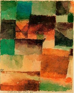 paul_klee_in_der_einoed_1914