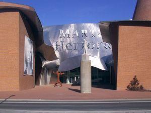 MARTa_Herford_Eingangsbereich