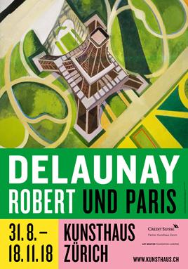 delaunay und paris