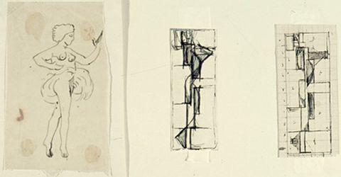 Studien für Tarantella, Public Domain