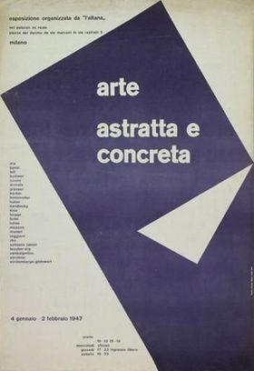 arte astratta concreta